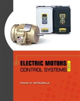 Electric Motors and Control Systems BK w/CD 9780073521824