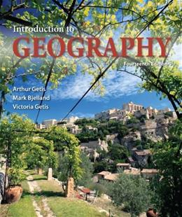 Introduction to Geography 14 9780073522883
