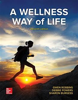 Wellness Way of Life, by Robbins, 11th Loose-Leaf Edition 9780073523507