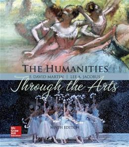 Humanities through the Arts 9 9780073523989