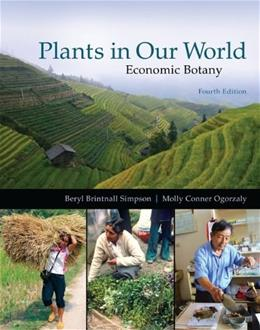 Plants in our World: Economic Botany: 4 9780073524245