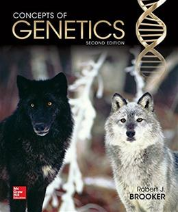 Concepts of Genetics 2 9780073525358