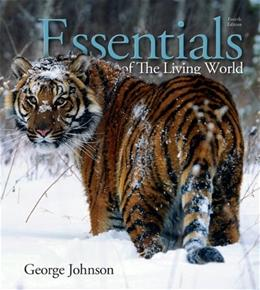 Essentials of The Living World 4 9780073525471
