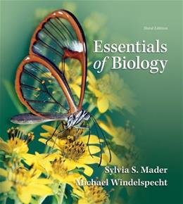Essentials of Biology, by Mader, 3rd Edition 3 PKG 9780073525518