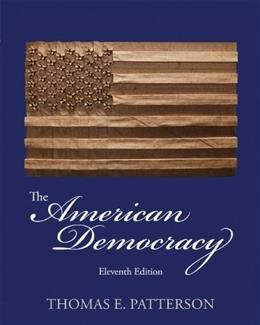 The American Democracy 11 9780073526409