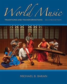 World Music: Traditions and Transformations 2 9780073526645