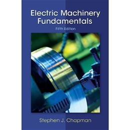Electric Machinery Fundamentals 5 9780073529547
