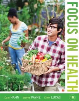 Focus on Health Loose Leaf Edition 11 9780073529738