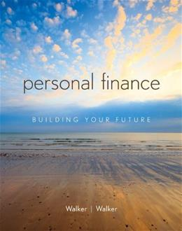Personal Finance: Building Your Future 1 9780073530659