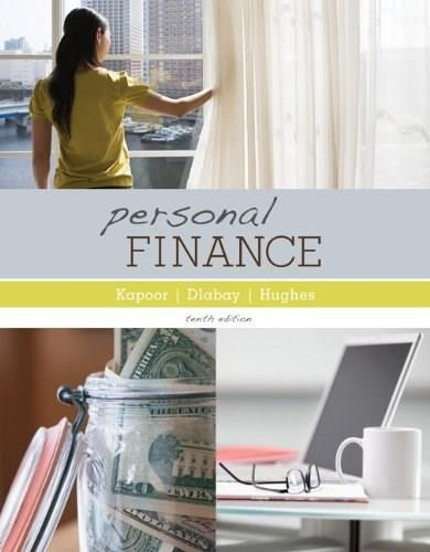 Personal Finance (Mcgraw-hill/Irwin Series in Finance, Insurance and Real Estate) 10 9780073530697