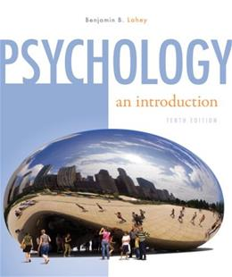 Psychology: An Introduction 10 9780073531984