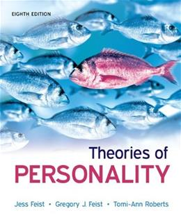 Theories of Personality 8 9780073532196