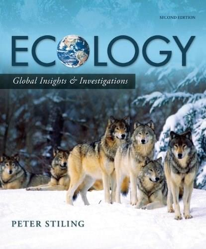 Ecology: Global Insights and Investigations 2 9780073532509