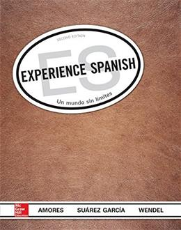 Experience Spanish (Student Edition) 2 9780073534442