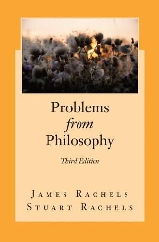 Problems from Philosophy 3 9780073535890
