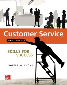 Customer Service Skills for Success 6 9780073545462