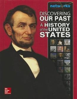 Discovering Our Past: A History of the United States, by Appleby 9780076597239