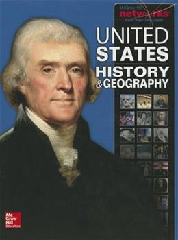 United States History and Geography, by Glencoe McGraw-Hill, Grades 9-12 9780076608652