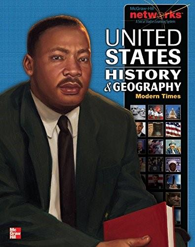 United States History and Geography: Modern Times, by Glencoe McGraw-Hill, Grades 9-12 9780076608683