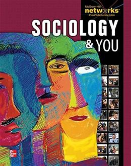 Sociology and You, by Greene, 13th Edition 9780076631933