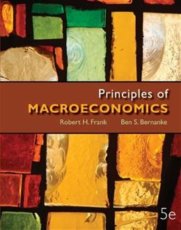 Principles of Macroeconomics 5 9780077318505