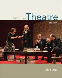 Theatre: Brief Version 9 9780077333515