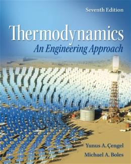 Thermodynamics: An Engineering Approach with Student Resources DVD 7 w/DVD 9780077366742