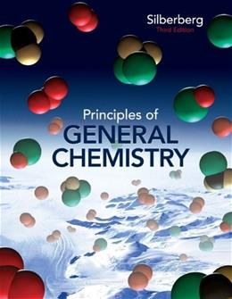 Students Solutions Manual to accompany Principles of General Chemistry 3 9780077386467