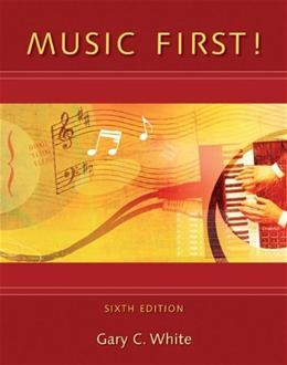 Music First!  with Keyboard Foldout 6 PKG 9780077407148