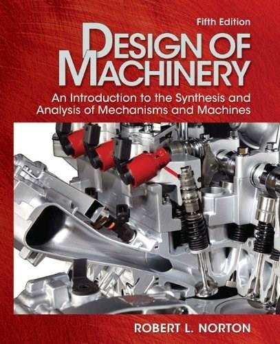 Design of Machinery with Student Resource DVD (McGraw-Hill Series in Mechanical Engineering) 5 PKG 9780077421717
