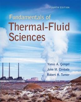 Fundamentals of Thermal-Fluid Sciences with Student Resource DVD 4 w/DVD 9780077422400
