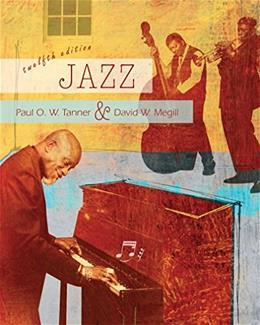 Jazz, by Tanner, 12th Edition, 4 CD-ROM SET 12 CD-ROM 9780077426408