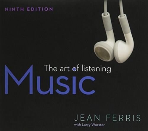 Music:The Art of Listening, by Ferris, 9th Edition, CD-ROM ONLY 9780077493080