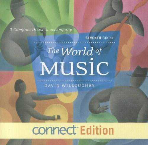 World of Music, by Willoughby, 7th Edition, CD-ROMs ONLY 7 CD-ROM 9780077493165