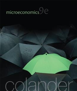 Microeconomics (McGraw-Hill Economics) 9 9780077501808
