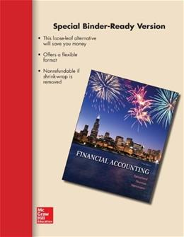 Financial Accounting, by Spiceland, 3rd Edition 9780077506889