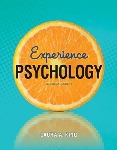 Experience Psychology, by King, 2nd Edition, Access Code Only 2 PKG 9780077514747