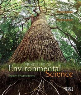 Principles of Environmental Science, by Cunningham, 7th Edition 9780077515300