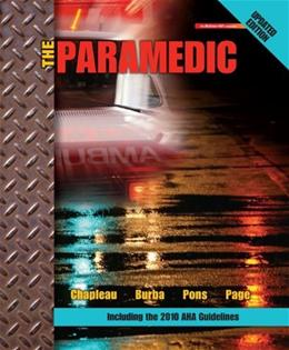Paramedic, by Chapleau, Updated Edition 9780077563882