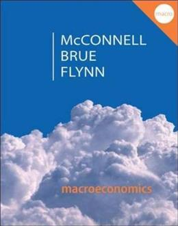 Macroeconomics: Principles, Problems, & Policies 20 9780077660772