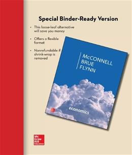 Economics, by McConnell, 20th Edition 9780077660888