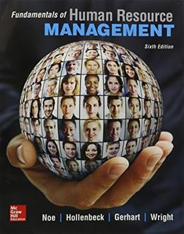 Fundamentals of Human Resource Management 6 9780077718367
