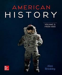 American History: Connecting with the Past Volume 2 15 9780077776749