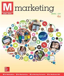 M: Marketing Fourth Edition 4 9780077861025