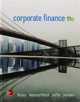 Corporate Finance (The Mcgraw-hill/Irwin Series in Finance, Insurance, and Real Estate) 11 9780077861759