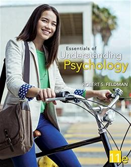 Essentials of Understanding Psychology 11 9780077861889