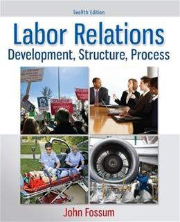 Labor Relations 12 9780077862473
