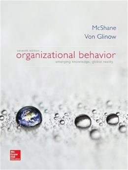Organizational Behavior 7 9780077862589