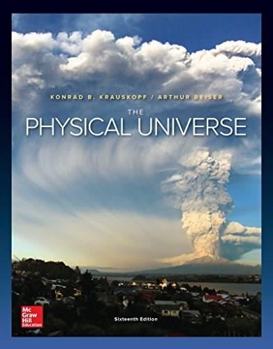 The Physical Universe 16 9780077862619