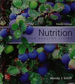 Nutrition For Healthy Living 4 9780078021381